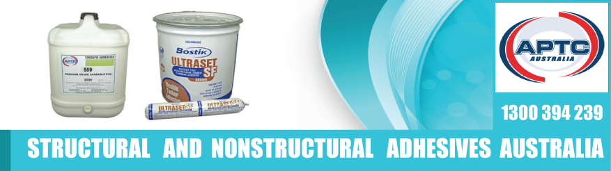 We sell structural adhesives Melbourne and throught Australia