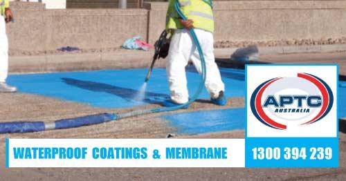 Waterproofing Systems & Waterproofing Membrane | APTC Australia