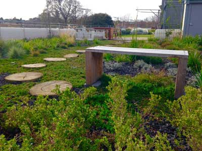 Green Roof Systems Melbourne Green Rooftop Garden Aptc