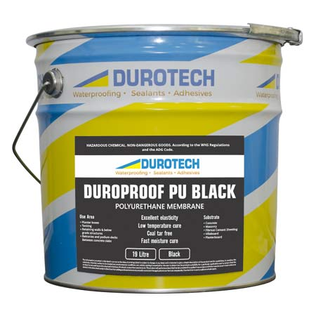 Duroproof PU Black ECO
