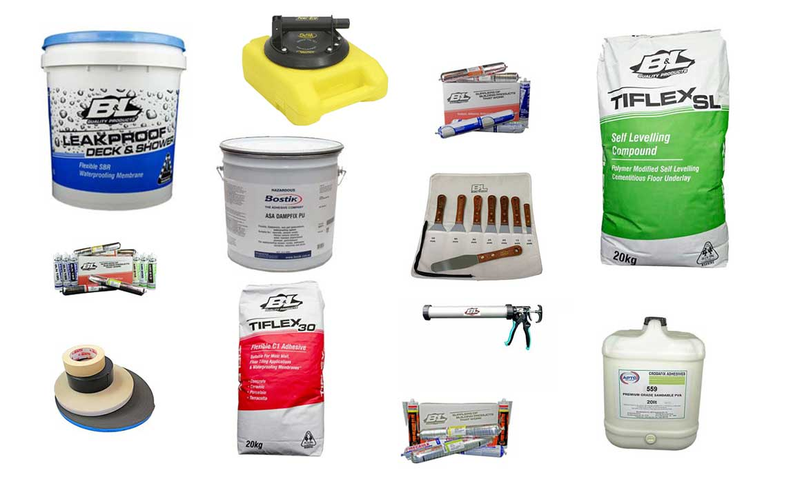 Sealants | Waterproofing | Adhesives Melbourne | APTC Australia