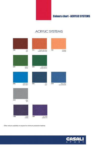 Acrylic-Colours-Chart
