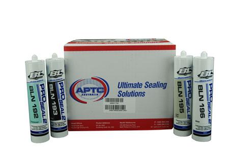 B&L-N100 Neutral Cure Series glazing sealants