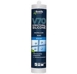 Bostik V70 One Part Structural Silicone Sealants