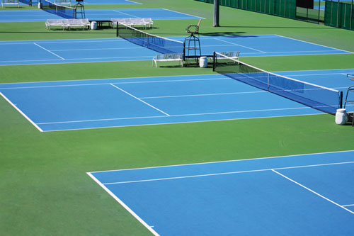 Canva Tennis Courts